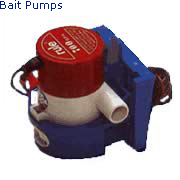 aquaworld bait pump